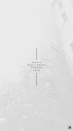 Ed Sheeran Divide Hearts Don't Break Around Here Lyrics | Phone Wallpapers by KAESPO