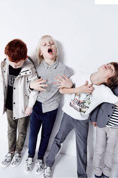 BOYS / THE SPRING REPORT-EDITORIALS | ZARA 대한민국