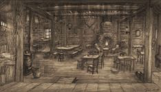 Production Design Sketch by   Yohei Taneda  © 2015 The Weinstein Company. All Rights Reserved.