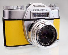 Voigtlander Bessamatic 35mm SLR