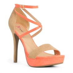 Joselyn Orange Multi