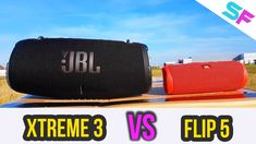 JBL Flip 5 vs JBL Xtreme 3 Extreme Bass Test Bluetooth Speakers, Flipping, Bass, Lowes, Double Bass