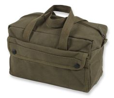 Stansport Mechanics Tool Bag, Olive Drab StanSport http://www.amazon.com/dp/B004Z12XYG/ref=cm_sw_r_pi_dp_lSNxwb19DS8DY