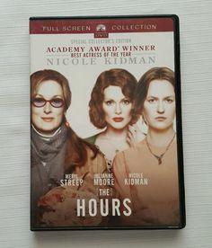 The Hours DVD 2003 Pan Scan Full Screen Meryl Streep Nicole