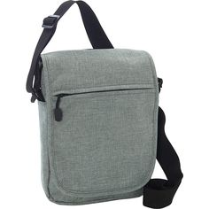 Buy the Everest Tablet Utility Bag at eBags - Men can carry their essentials stylishly inside this hip utility bag from Everest.  The Everest Tabl