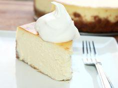 Mile High Cheesecake..  I love big cheesecake.  Don't mess with the little bitty bites here!!  Yummmmm