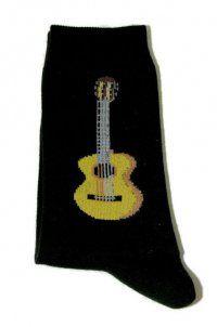 Musik-Socken Gitarre