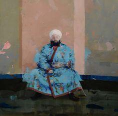 Alex Kanevsky, 'Samarkand Blue,' 2015, Dolby Chadwick Gallery