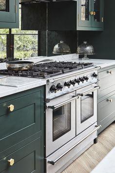 Calbourne — Blakes London Open Plan Kitchen Dining Living, Open Plan Kitchen Diner, Living Room Kitchen, Green Kitchen, New Kitchen, Kitchen Ideas, Kitchen Small, Kitchen Inspiration, Design Inspiration