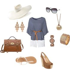 Fresh and Clean, created by amelia0920 on Polyvore
