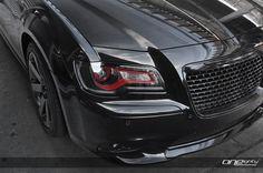 black 2014 Chrysler 300 SRT8   Recent Product