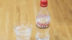 Clear Lemon Flavoured Coca-Cola Will Be Released In Japan