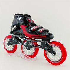 157.50$  Buy here - http://aliz23.worldwells.pw/go.php?t=32616669359 - Adults Professional Inline Speed Skates Children Roller Skate Inline Skate Shoes Patins Roller 3x110mm Wheel Out Sports Shoes