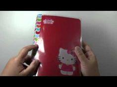 DIY Hobonichi Planner Cover Tutorial - YouTube