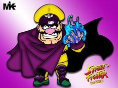 Super Mario Bison