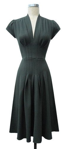 Love the shape of this dress