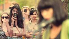 Kimbra - Settle Down (live SXSW 2012 - Spotify Sessions), via YouTube.