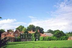 Earlham Hall, home of the Gurney family, early Quakers, who leased it as unlanded gentry in Norwich England. Now used by the School of Law at the University of East Anglia.