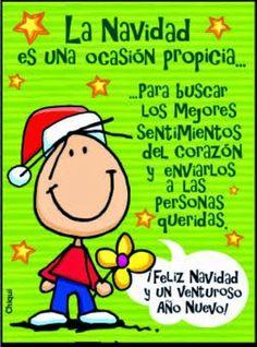 Frases Bonitas Para Facebook: La Navidad