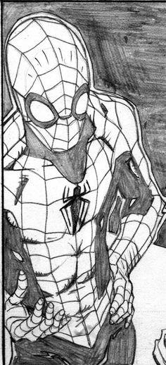005 Spiderman Druckbare Malvorlagen Malbuch Ausmalbilder: Ausmalbilder Spiderman_6.jpg