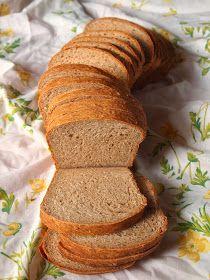 pretty kitten's kitchen: Honey Oat Sandwich Bread