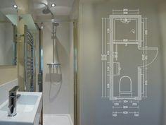 small shower room ideas shower room ideas and design ideas small wet room tiling ideas Narrow Bathroom, Tiny Bathrooms, Steam Showers Bathroom, Modern Bathroom, Bathroom Faucets, Ensuite Bathrooms, Bathroom Mirrors, Bathroom Cabinets, Compact Shower Room
