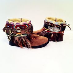 Baby Wilde Boots- Wilde Child- size 4.5 Toddler Gypsy Cowgirl/Cowboy Boots on Etsy, $73.81 CAD