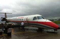 China Eastern Embraer ERJ-145. No injuries.