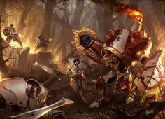 """Gust y Gears Dawnguard"" by Néstor Ossandón (N-ossandon-Nezt) 