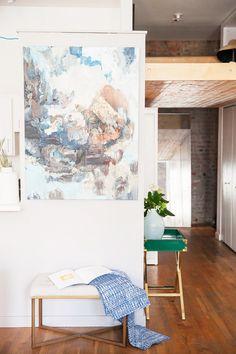 Cassandra Lavalle's Seattle Loft