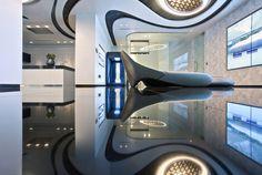 One Thousand Museum tower by Zaha Hadid, Miami – Florida