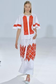Temperley London Spring 2015 Ready-to-Wear - Collection - Gallery - Look 1 - Style.com