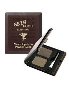 Choco Eyebrow Powder Cake - Phấn kẻ chân mày chiết xuất ca cao (No.1)