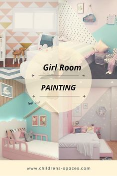 30 Girl Room Painting Ideas Decor