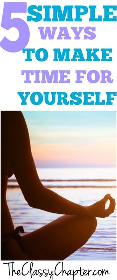 How to make time for yourself? Try these simple tips! Parenting | women's issues | having kids