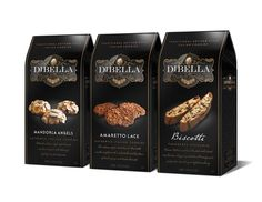 McLean Designs Identity and Packaging for DiBella Baking Company
