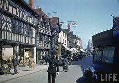 Stratford-on-Avon, St.Georges Day Ap 23rd 1944