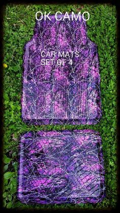 Floor mats for car or truck. Dipped in Muddy girl camo - Cars Accessories - Ideas of Cars Accessories - Floor mats for car or truck. Dipped in Muddy girl camo Camo Car Accessories, Truck Interior Accessories, Car Accessories For Women, Scion Frs, Lilly Pulitzer, Muddy Girl Camo, Toyota, Gif Disney, Redneck Girl