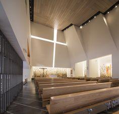 Pueblo Serena Church,© Jorge Taboada