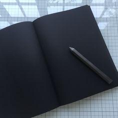 Nothing to say? Come on! Don't b-lack that. #Black #Blackbook #Handwriting #Handwritingday #Globeseries #stationery #stationeryaddict #doeverythingyoulove