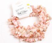 Sirag de cipsuri din opal roz - sirag de 80 cm