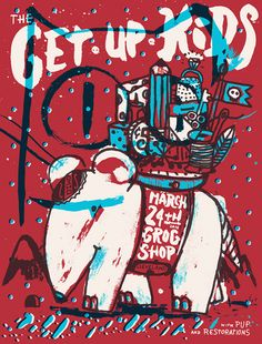 GigPosters.com - Get Up Kids, The