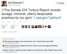 Atul Gawande CIA