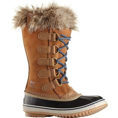 Sorel Women's Joan Of Arctic Boot (11.735 RUB) ❤ liked on Polyvore featuring shoes, boots, cuffed boots, waterproof boots, sorel, herringbone boots and sorel footwear