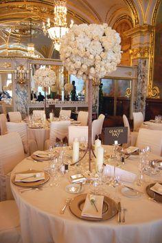Planet Flowers: Hôtel de Paris