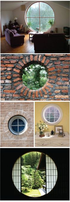 I love round windows                                                                                                                                                                                 More