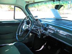 1954 Hudson Hornet Twin H sedan