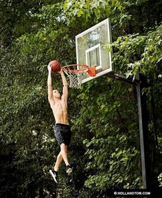 Tom I swear if you don't stop playing basketball I'm gonna die