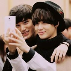 (Exo) Kai and (SHINee) Taemin ~~ Twins! ^_^