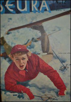 Old Seura-magazine (1957)